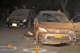 Nhiều cảnh sát thiệt mạng trong vụ tấn công tại Pakistan