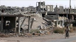 Quân đội Syria mở chiến dịch truy quét khủng bố thánh chiến