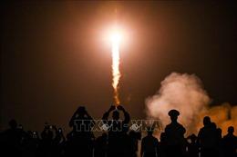 Nga phóng tàu vũ trụ lên trạm ISS