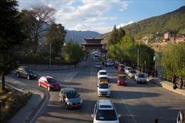 Số lượng ô tô tăng mạnh đe dọa quốc gia 'hạnh phúc nhất thế giới' Bhutan