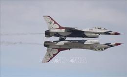 Quốc hội Bulgaria kiên quyết mua 8 máy bay chiến đấu F-16 của Mỹ