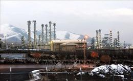 Iran sẽ tái khởi động lò phản ứng hạt nhân nước nặng Arak