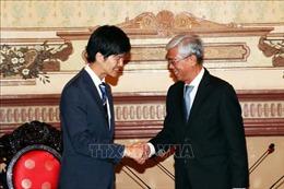 Tăng cường tình đoàn kết, hữu nghị giữa nhân dân TP Hồ Chí Minh và người dân Nhật Bản
