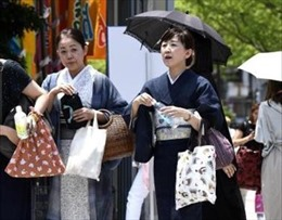 Nhật Bản: Hàng nghìn người phải nhập viện do nắng nóng
