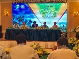 Lễ hội Dừa tỉnh Bến Tre lần thứ V diễn ra từ ngày 14 - 20/11
