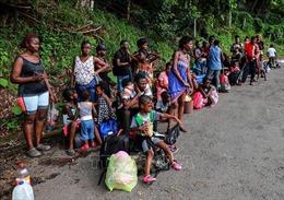 Mỹ ghi nhận Mexico 'tiến bộ đáng kể' trong vấn đề người di cư