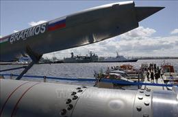 Thái Lan đàm phán mua tên lửa hành trình siêu thanhBrahMos