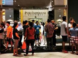 Động đất tại Indonesia: Hệ thống tàu điện ngầm ở Jakarta không bị ảnh hưởng