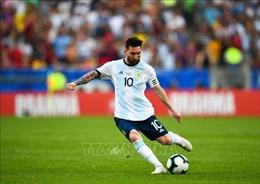 Messi bị cấm thi đấu và phạt tiền vì 'nói xấu'Conmebol