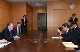 Mỹ và Nhật Bản đạt tiến triển đáng kể trong thu hẹp bất đồng về thương mại
