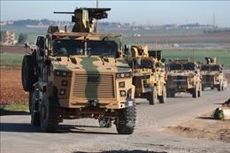Thổ Nhĩ Kỳ-Mỹ thảo luận việc thiết lập vùng an toàn ở Đông Bắc Syria
