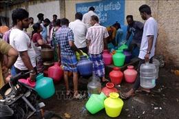 25% dân số thế giới đối mặt với nguy cơ thiếu nước sinh hoạt