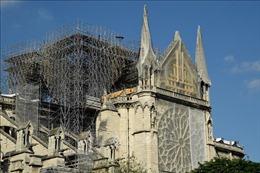 Hạ cảnh báo nguy cơ nhiễm chì từ vụ cháy Nhà thờ Đức Bà Paris