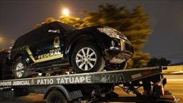 Xác định được kẻ chủ mưu cướp 770 kg vàng tại sân bay ở Sao Paulo