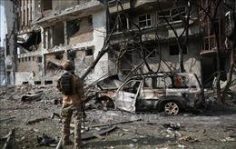 Nổ lớn rung chuyển Kabul, ít nhất 34 người bị thương