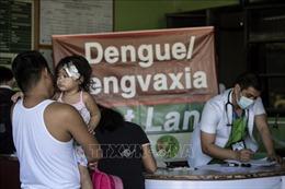 Philippines tuyên bố sốt xuất huyết là bệnh dịch toàn quốc