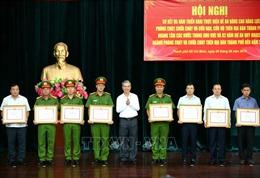 Gần 75% sự cố cháy nổ tại TP Hồ Chí Minh được xử lý kịp thời