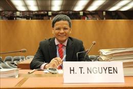 Việt Nam đóng góp vào chủ đề của ILC về tác động của nước biển dâng cao