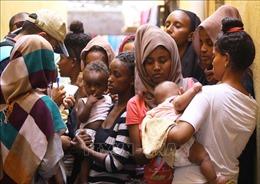 Giao tranh ở Libya khiến khoảng 105.000 người phải rời bỏ nhà cửa