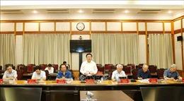 Tọa đàm 'Mục tiêu phát triển đất nước đến năm 2025 và 2030, tầm nhìn đến năm 2045'