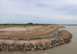 Phú Yên rà soát, thu hồi các mỏ khai thác cát trong lòng dự án kè sông Ba