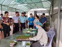 Hà Nội công bố một số thủ tục hành chính lĩnh vực an toàn thực phẩm