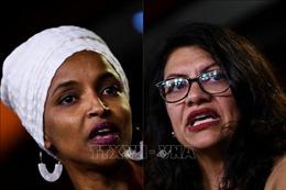 Dư luận chỉ trích quyết định của Israel cấm hai nghị sĩ Mỹ nhập cảnh