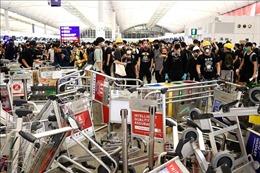 Trưởng Đặc khu Hành chính Hong Kong kêu gọi khôi phục trật tự