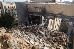 Thủ lĩnh Hamas tuyên bố sẵn sàng đàm phán trao đổi tù binh với Israel