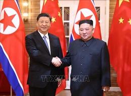 Trung Quốc khẳng định quan hệ với Triều Tiên bước sang 'chương sử mới'