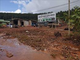 Đắk Nông: Cơ sở chế biến chanh dây ngang nhiên xả thải gây ô nhiễm