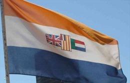Nam Phi cấm trưng bày quốc kỳ của chế độ Apartheid tại địa điểm công cộng