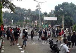 Bạo loạn lan rộng, Indonesia tăng cường an ninh tại Papua