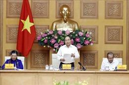 Thủ tướng chủ trì Phiên họp Tiểu ban Kinh tế - Xã hội Đại hội lần thứ XIII của Đảng