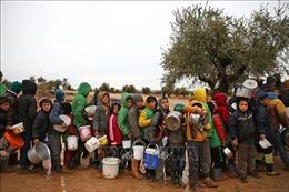 UNICEF kêu gọi các lãnh đạo G7 ưu tiên bảo vệ trẻ em Syria