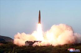Triều Tiên thông báo thử nghiệm thành công vũ khí mới