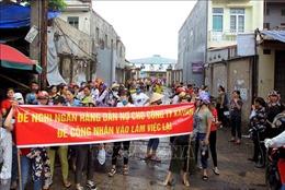 Đề xuất tạm ứng ngân sách trả lương cho công nhân Công ty TNHH KaiYang Việt Nam