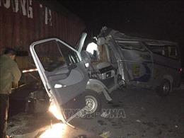 Vụ tai nạn 17 người bị thương ở Hưng Yên: Các nạn nhân đã qua cơn nguy kịch