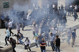Thủ tướng Đức kêu gọi giải pháp hai nhà nước cho xung đột Israel-Palestine