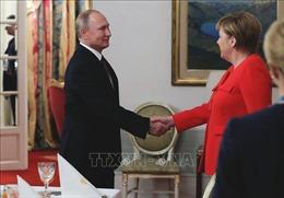 Nga và Đức nhất trí xúc tiến cuộc gặp thượng đỉnh nhóm Normandy về Ukraine