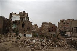 Ít nhất 30 binh sĩ quân chính phủ thiệt mạng do bị không kích gần Aden