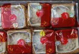 Phát hiện gần 58.000 bánh Trung thu Trung Quốc không hợp pháp