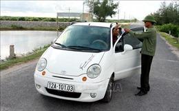 Chấn chỉnh việc thu phí trông giữ xe ở Khu du lịch sinh thái biển Cồn Vành (Thái Bình)