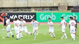 Vòng loại World Cup 2022: Chốt danh sách 23 cầu thủ Việt Nam đấu với tuyển Thái Lan