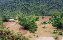 Áp thấp nhiệt đới suy yếu thành một vùng áp thấp