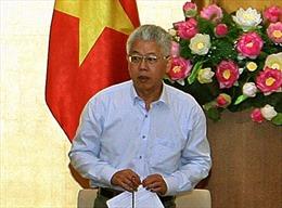 Đoàn Ủy ban Kinh tế của Quốc hội làm việc tại tỉnh Thừa Thiên - Huế