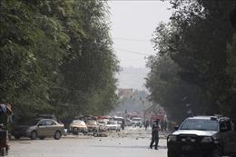 Taliban thừa nhận đánh bom liều chết ở Kabul khiến ít nhất 10 người thiệt mạng