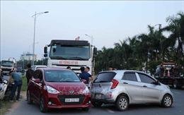 Tai nạn liên hoàn trên Quốc lộ 18, Bắc Ninh