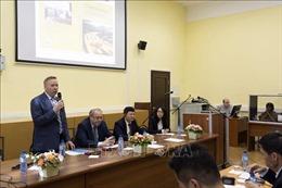 Hội thảo khoa học quốc tế về sự nghiệp và tư tưởng Hồ Chí Minh tại Nga