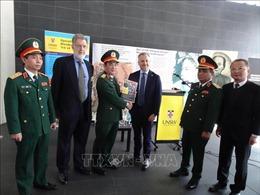 Australia bàn giao 'Dự án số hóa thông tin liên quan đến bộ đội Việt Nam hy sinh trong chiến tranh'